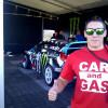 CAR and GAS copiloto de Ken Block!!!