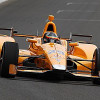 Fernando Alonso Indy 500 Practice Video