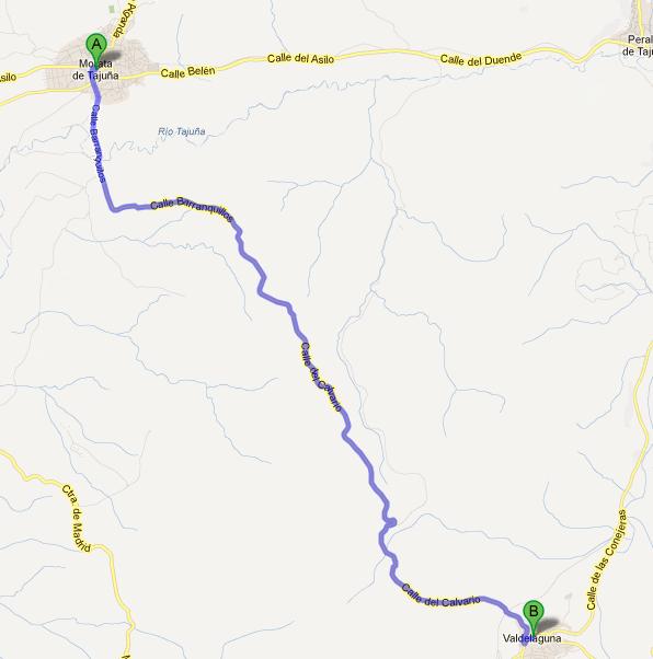 RallySprint de Arganda