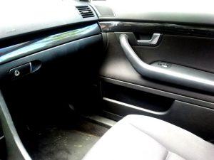 A4 1.9 TDI interior delantera