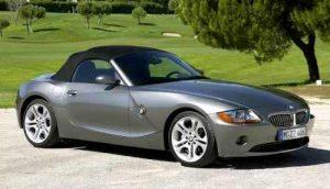 BMW Z4 2.5i lateral