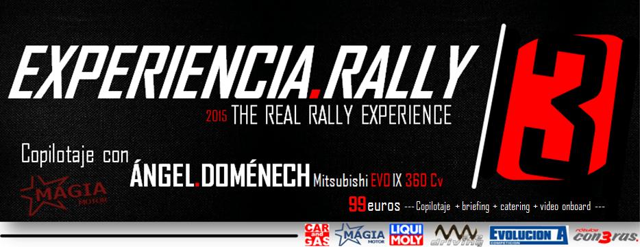 Experie ncia Rally