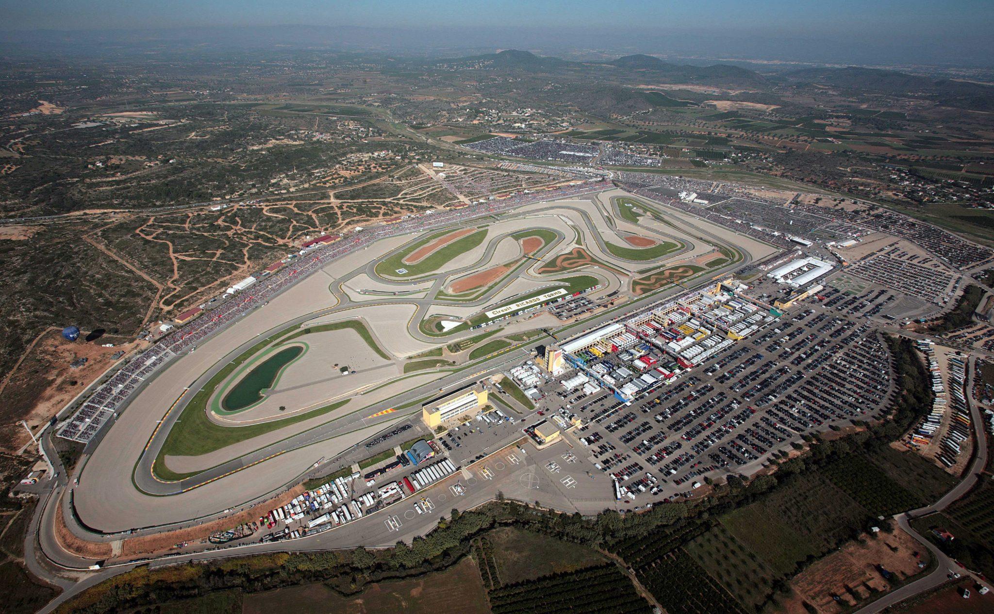 Circuito Ricardo Tormo (Valencia)