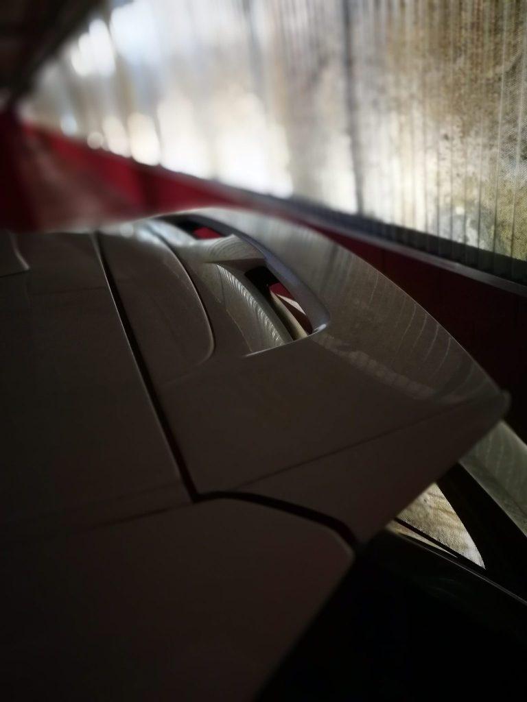 Alerón F Sport Lexus CT200h
