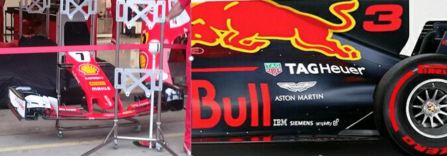 F1 nueva numeracion