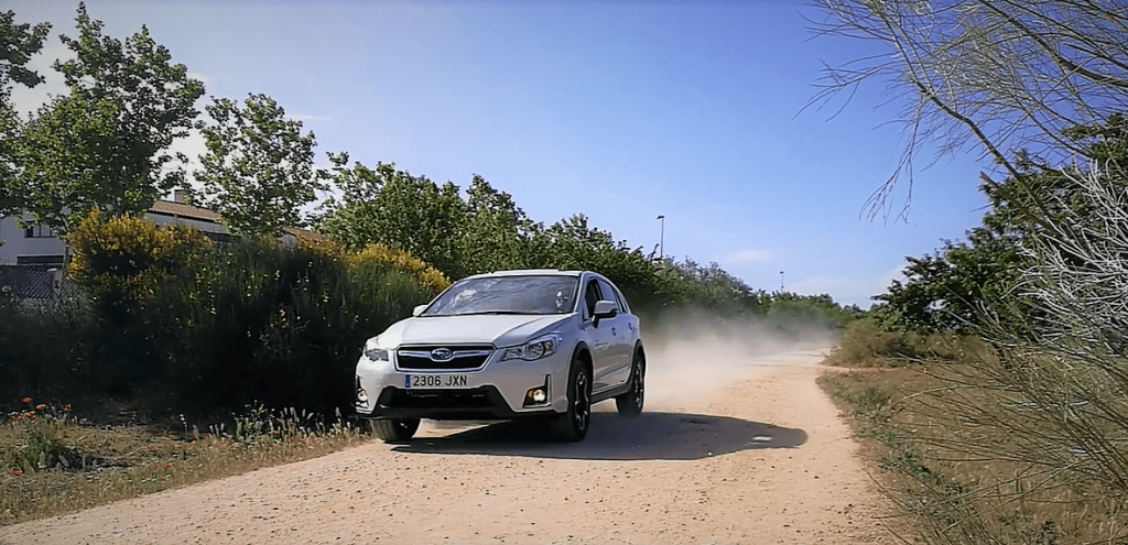 Subaru XV Boxer Diesel Off Road