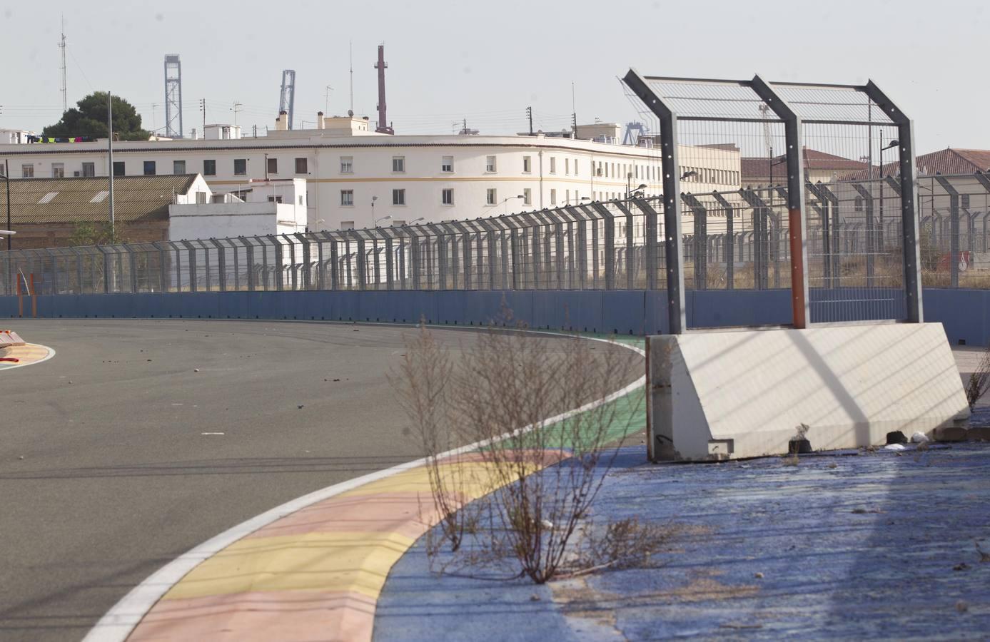 Circuito urbano de valencia estado actual